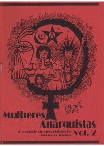 Segunda edição do livreto Mulheres Anarquistas