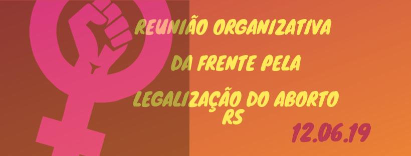 Reunião Organizativa da FREPLA - 12 Junho