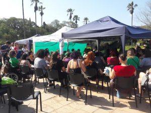 Reunião de Avaliação do Festival É Pela Vida das Mulheres!