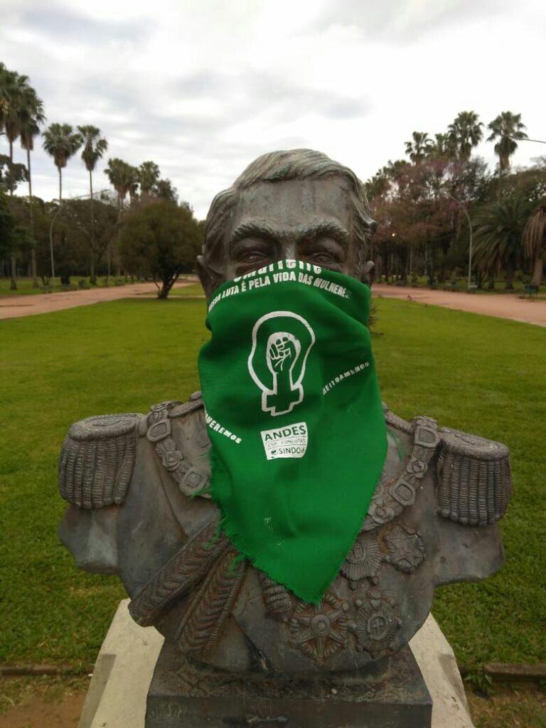 Difusão Feminista! Porto Alegre Acorda Verde!