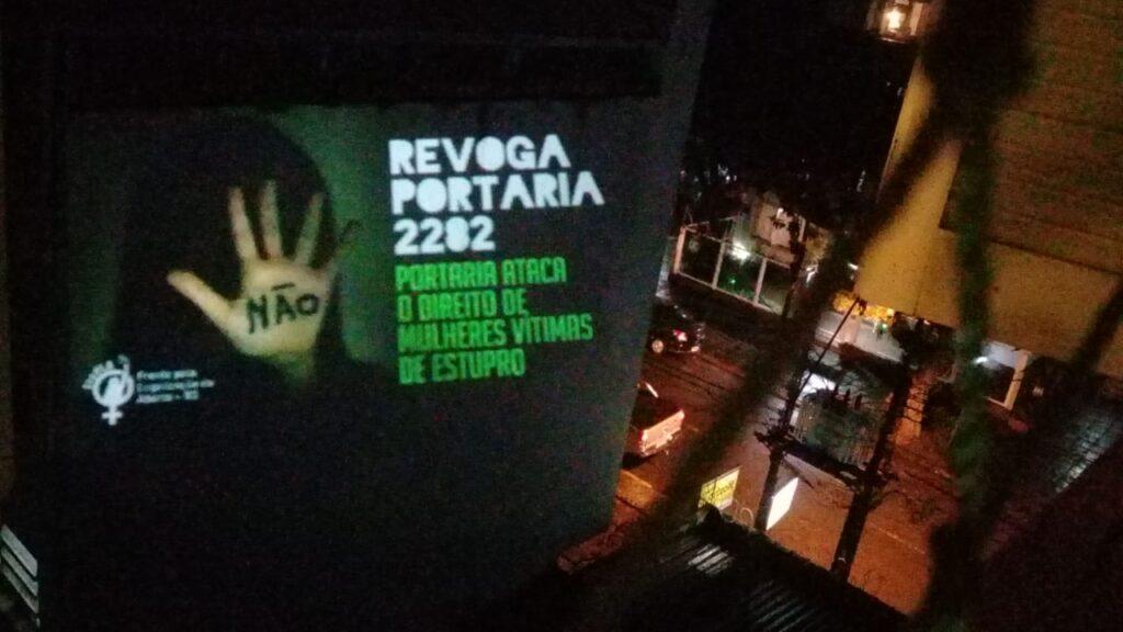 Registro das ações realizadas pelo 28 de Setembro de 2020